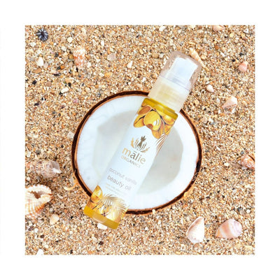 coconut vanilla beauty oil - Body