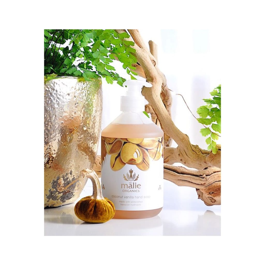 coconut vanilla hand soap - Home