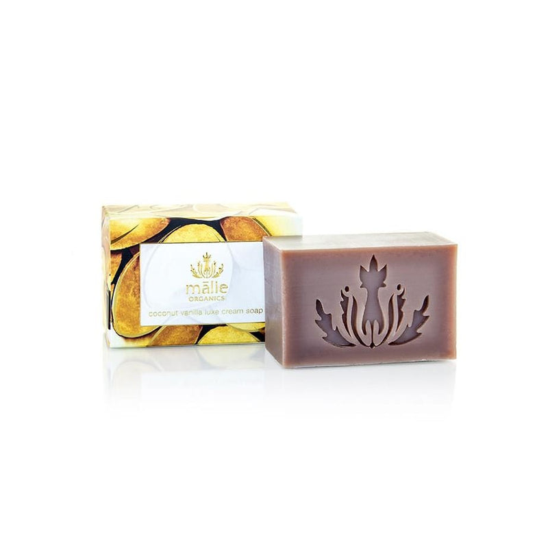 coconut vanilla luxe cream soap - Body