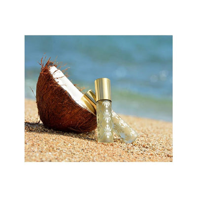 coconut vanilla perfume oil (roll-on) - Body