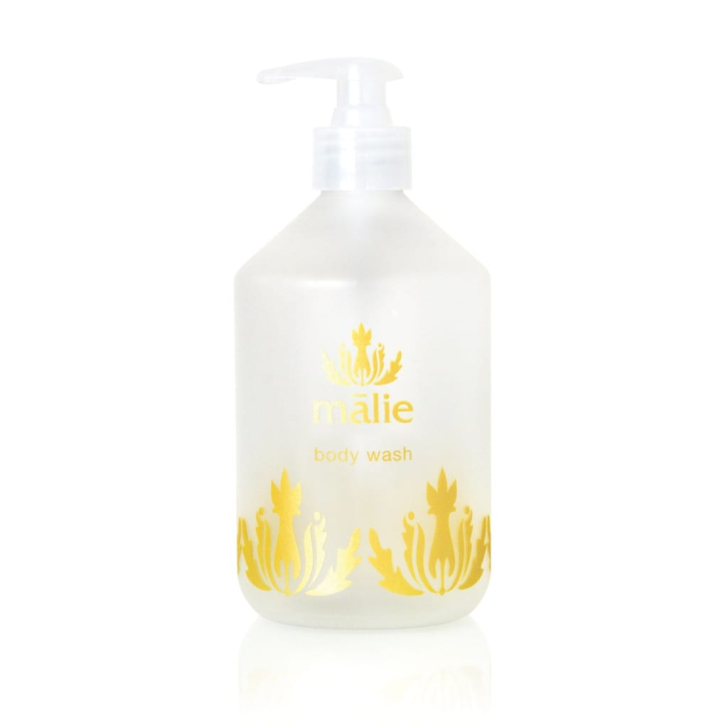 eco-refill body wash bottle - Body