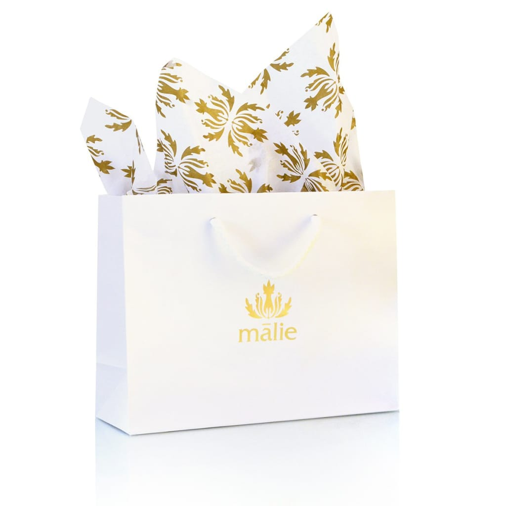 gift wrap kit - Small White