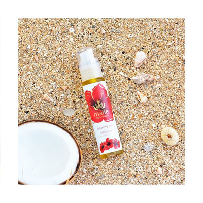 hibiscus beauty oil - Body