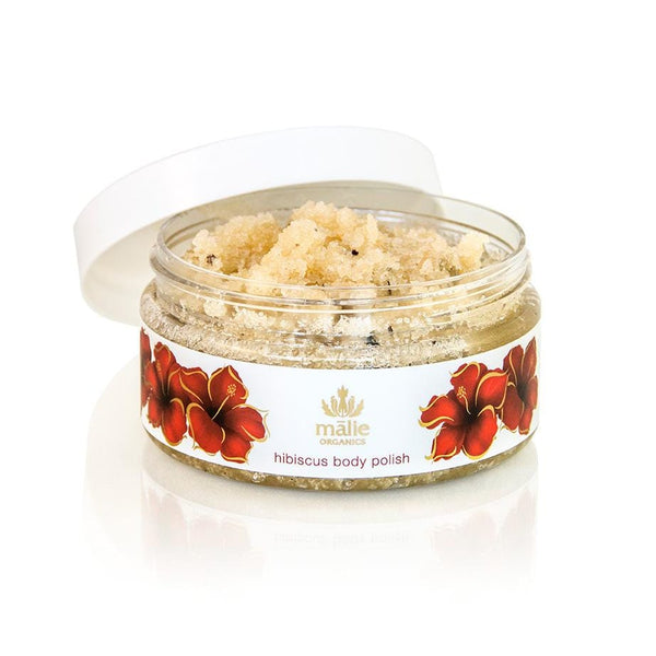 hibiscus body polish - Body