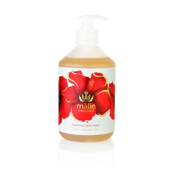 hibiscus hand soap - Home