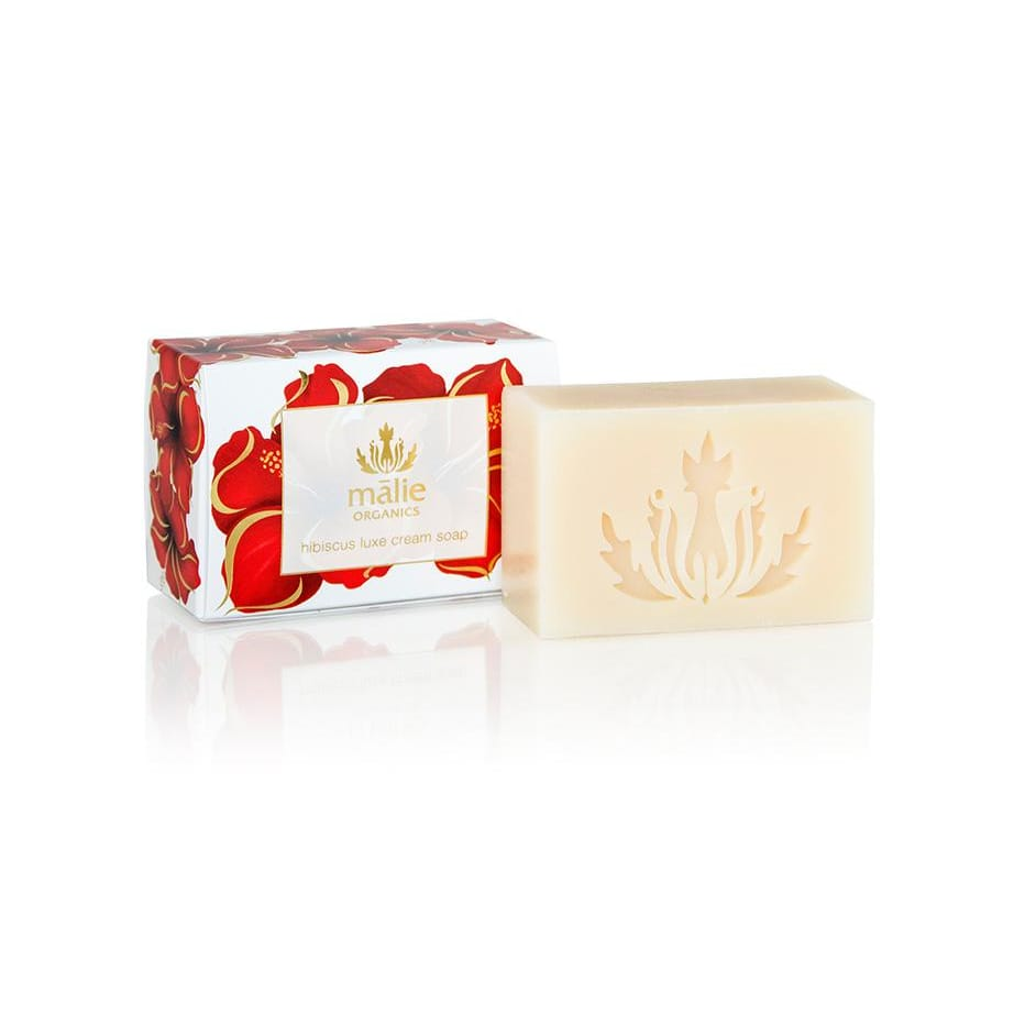 hibiscus luxe cream soap - Body