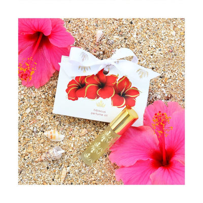 hibiscus perfume oil (roll-on) - Body