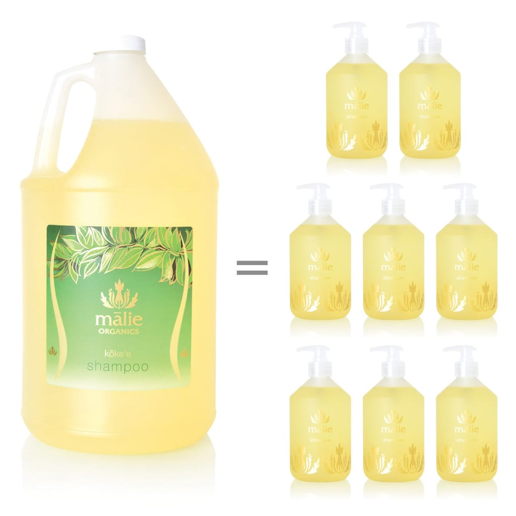koke'e eco-refill home set - Body