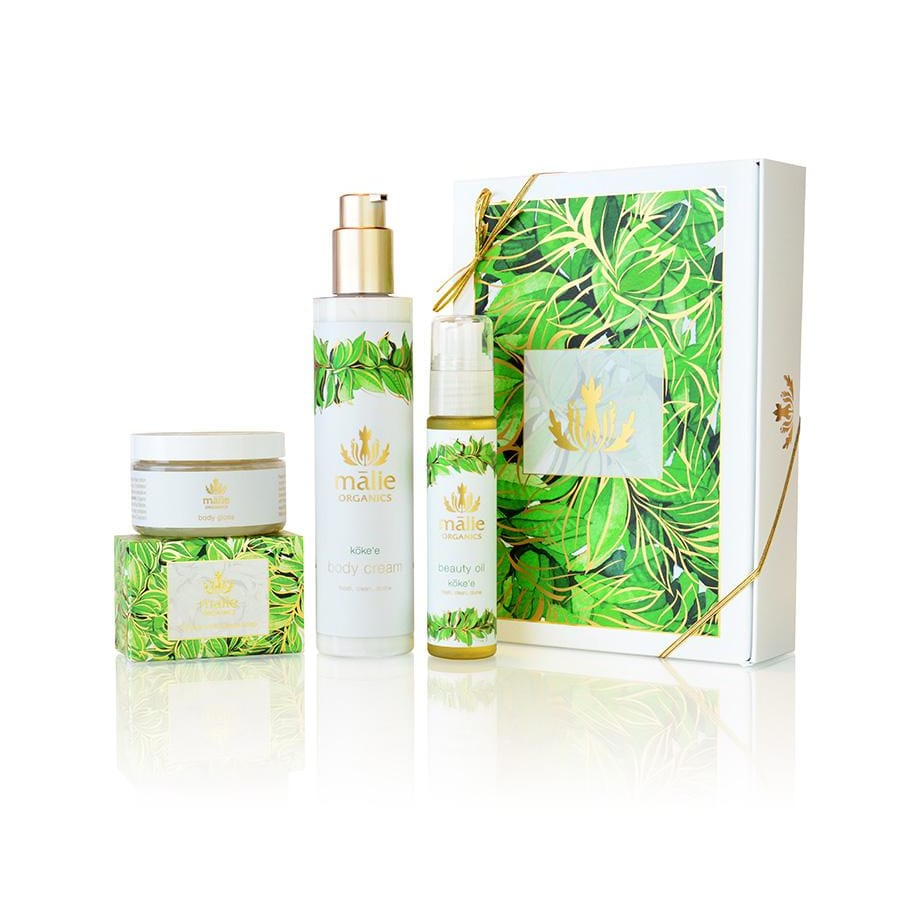 kokee luxe spa box - Body