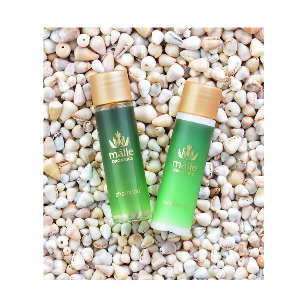 koke'e shampoo & conditioner mini set - Body