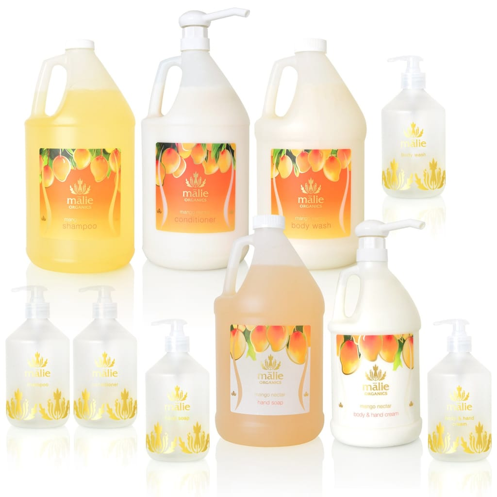 mango nectar eco-refill home set - Body