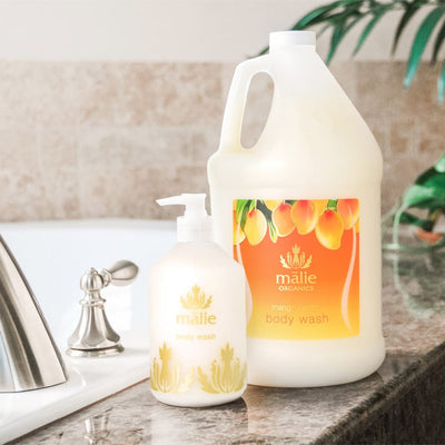 mango nectar eco-refill shower set - Body