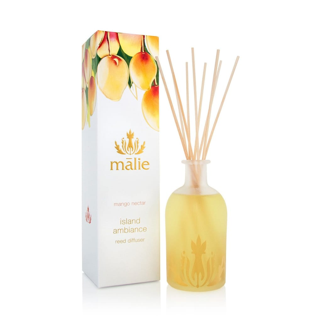 mango nectar island ambiance reed diffuser - Home