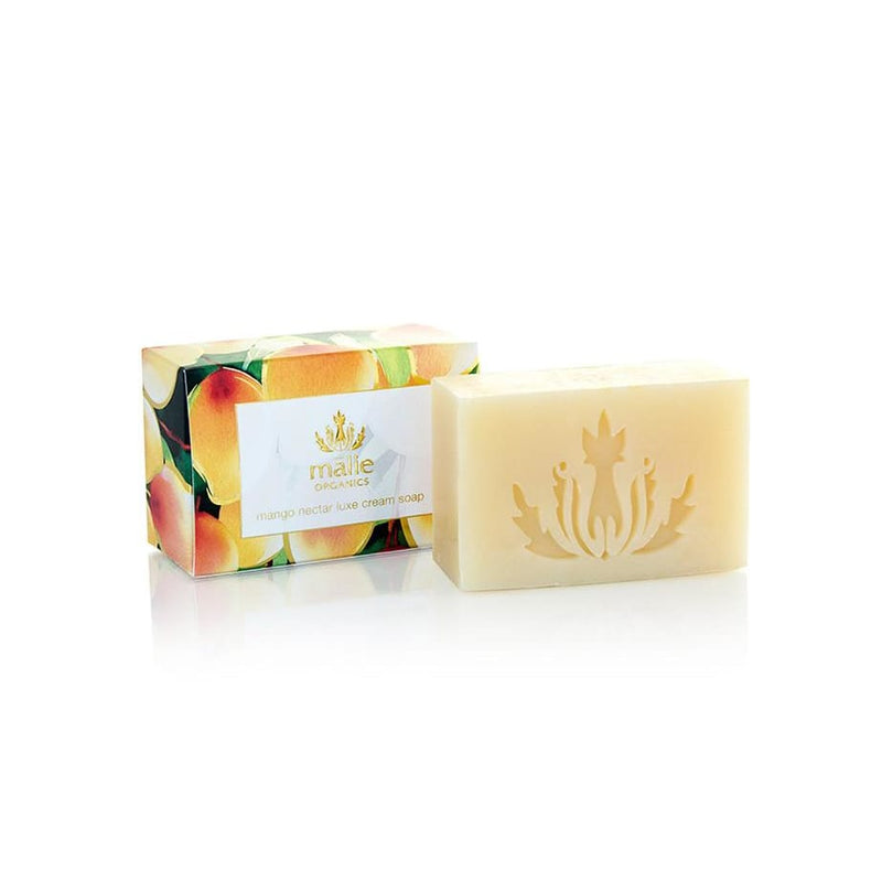 mango nectar luxe cream soap - Body