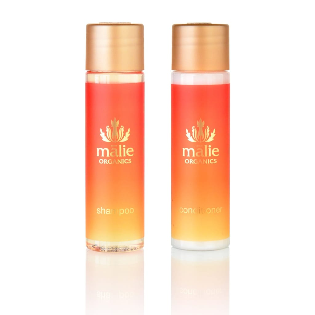 mango nectar shampoo & conditioner mini set - Body