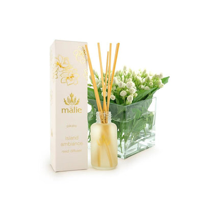 pikake island ambiance reed diffuser travel size - Home