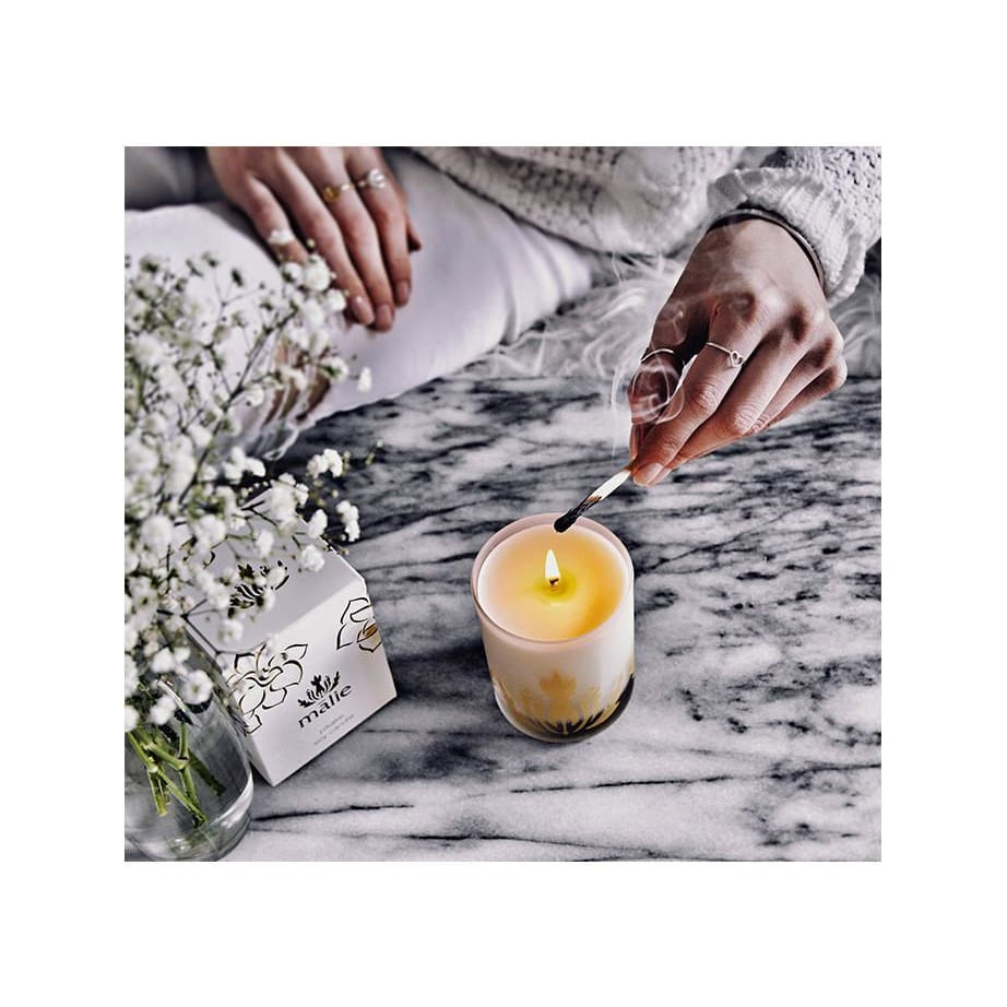 pikake soy candle - Home