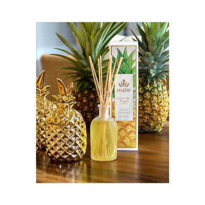 pineapple island ambiance reed diffuser - Home