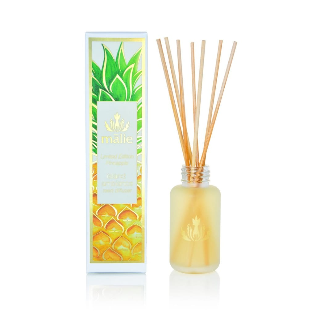 pineapple island ambiance reed diffuser travel size - Home