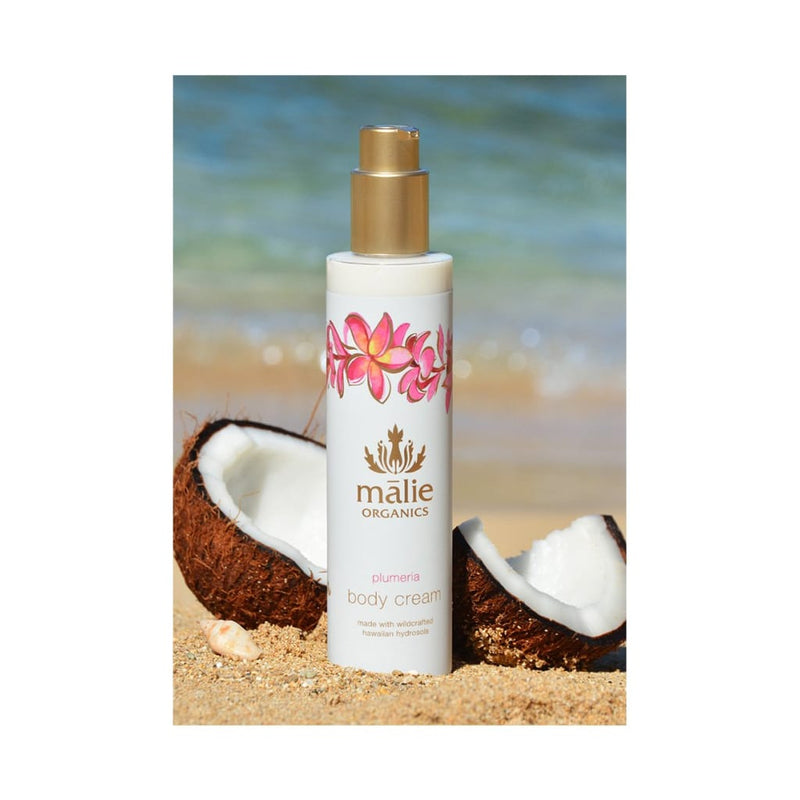 plumeria body cream - Body