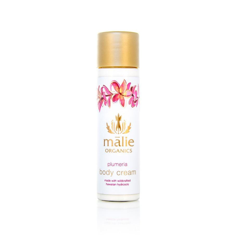 plumeria body cream travel size - Body