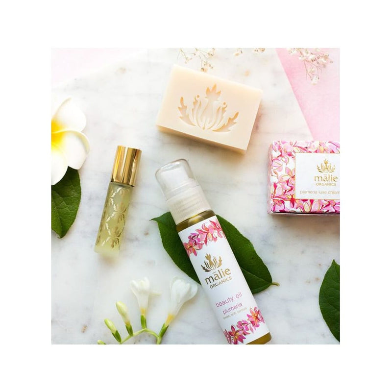 plumeria luxe cream soap - Body