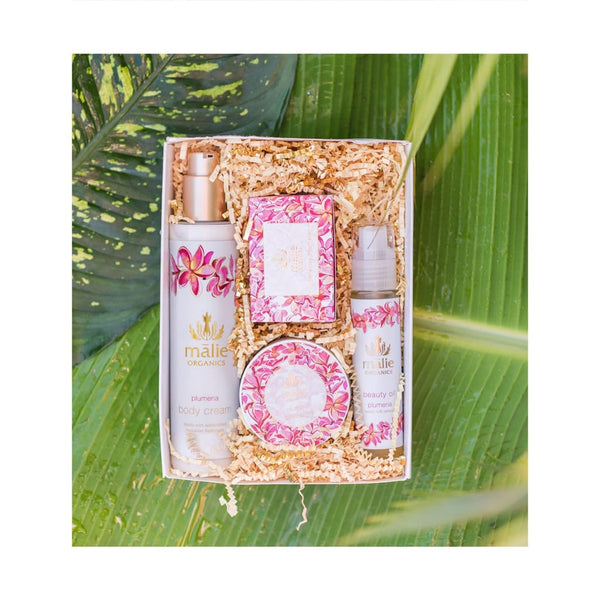 plumeria luxe spa box - Body