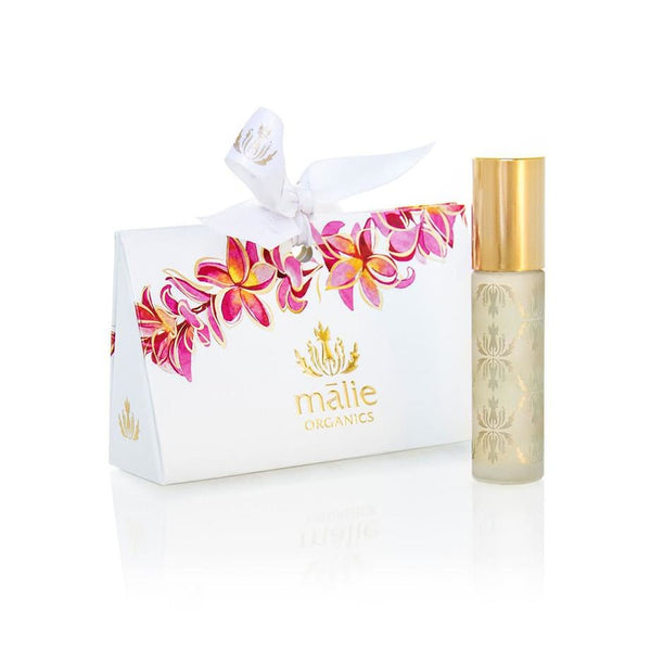 plumeria perfume oil (roll-on) - Body