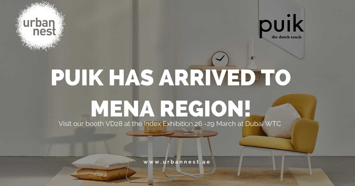 Puik has arrived in the MENA region!