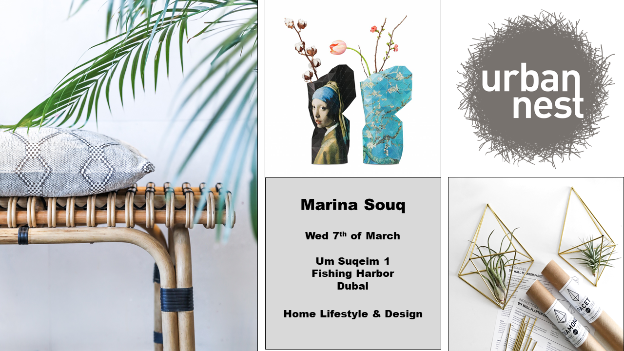 POP UP - Marina Souq - 7th of March