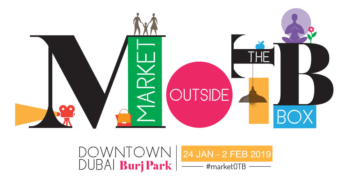 24 jan - 2 feb: Market Outside The Box