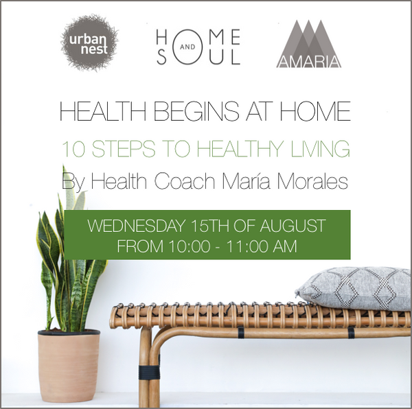 Event: Health Begins at Home workshop