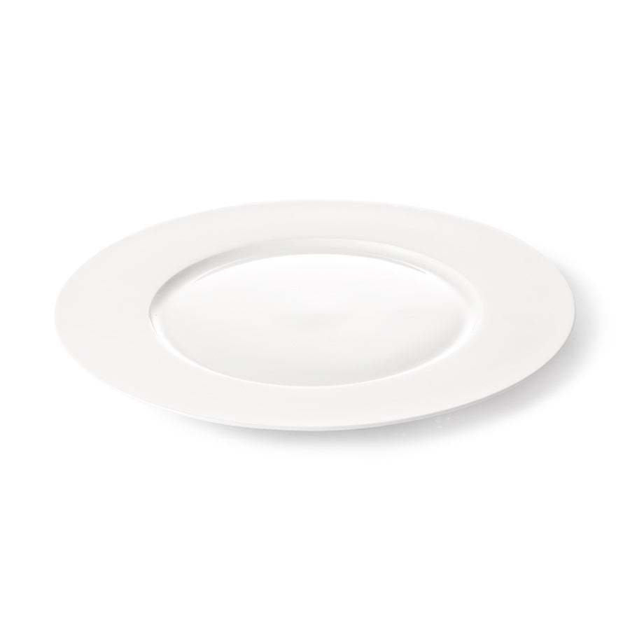 Athena ceramics: bone china dinner plate