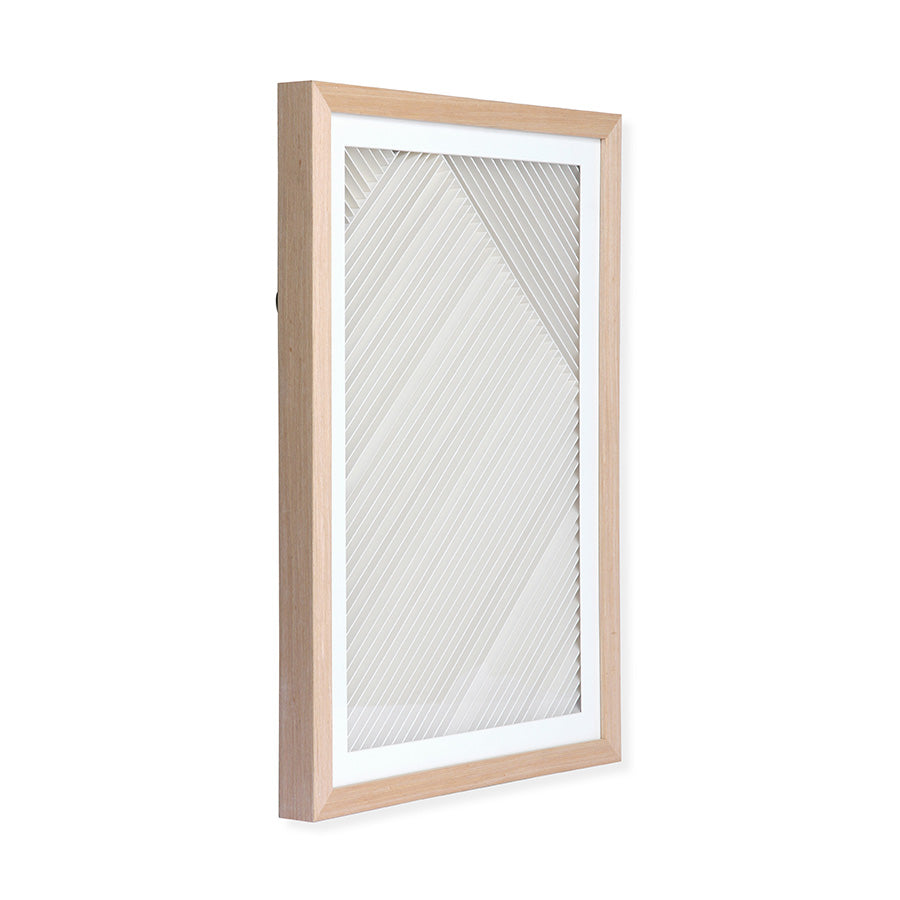 *NEW* layered paper art frame B