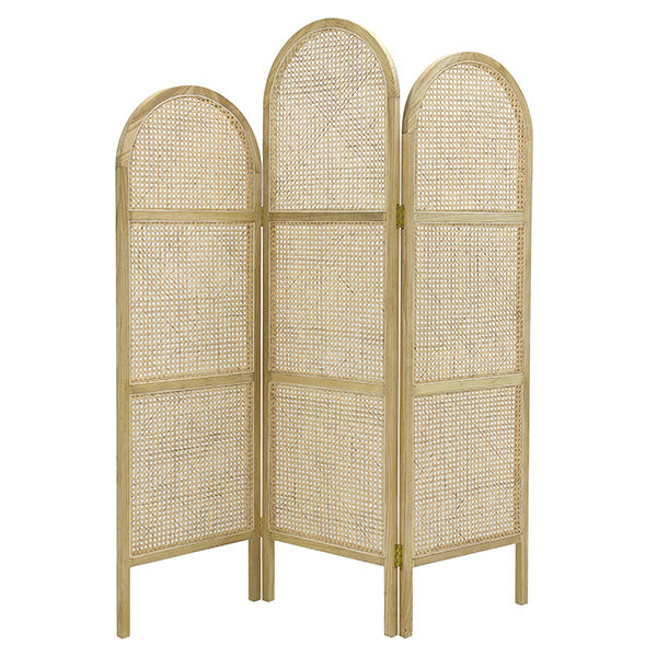 Webbing room divider natural - LAST PIECE