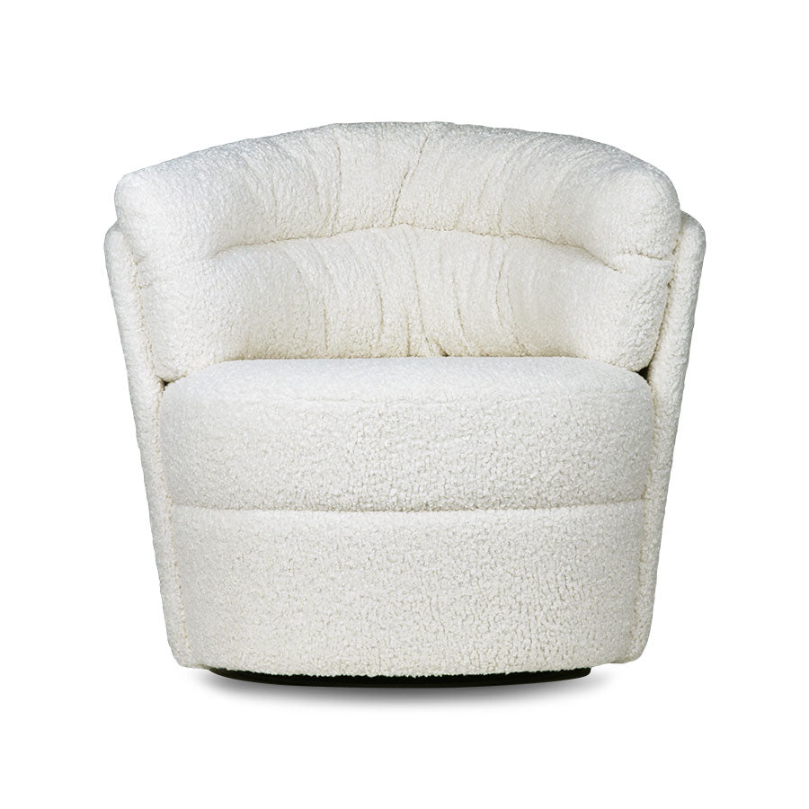 Twister Fauteuil cream