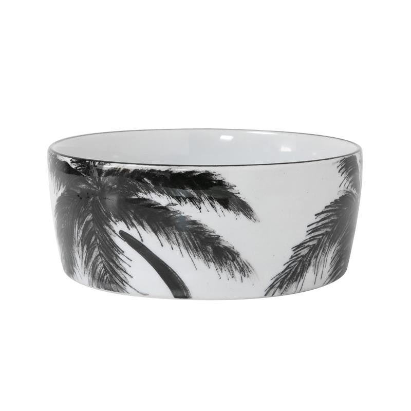 Jungle porcelain bowl