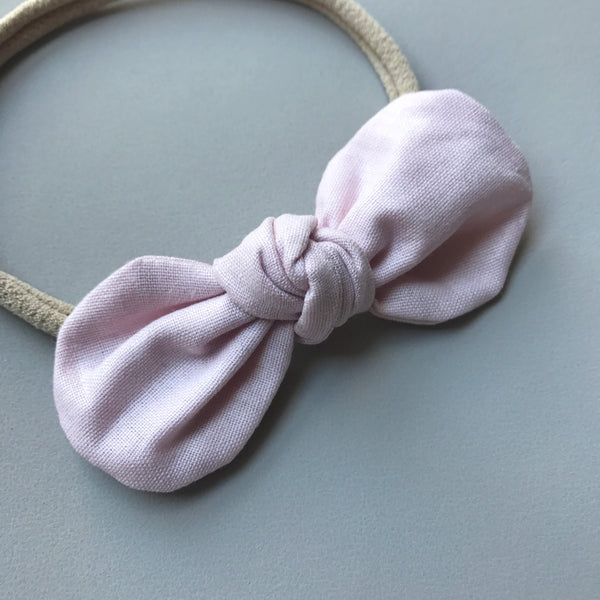 Fabric Knot Bow - Various Designs