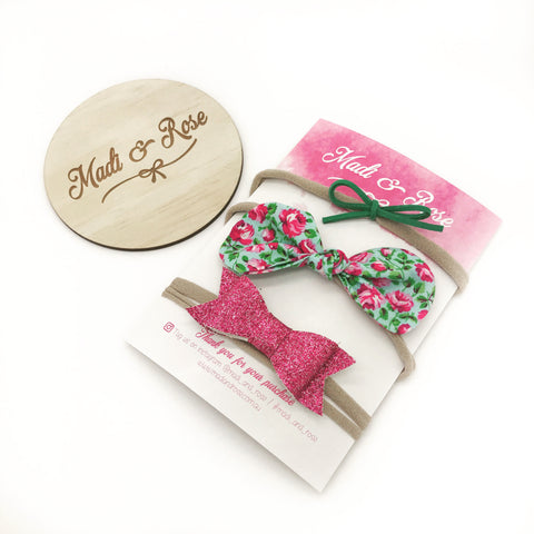 Spring Essential Bow Trio