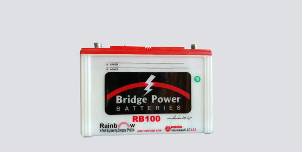 e2362681c63 BridgePower RB100. BridgePower RB100. Specifications Battery Type Lead Acid Medium  ...