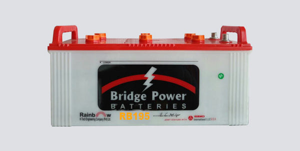bf57c3d2cf7 BridgePower RB200. BridgePower RB200. Specifications Battery Type Lead Acid Heavy  ...