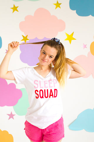 SLEEP SQUAD PYJAMA SET