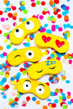 EMOJI EYE MASKS