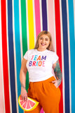 TEAM BRIDE T-SHIRT