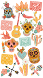 MEXICAN DAY OF THE DEAD PHOTO BOOTH PROP PRINTABLES