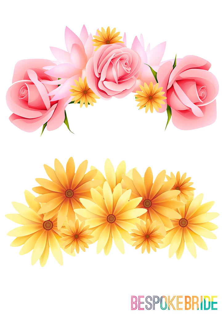 Gutsy image for printable of flowers