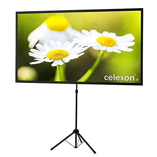 celexon Tripod Projector Screen Ultra Lightweight