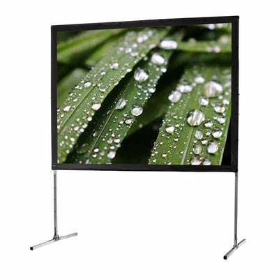 celexon Mobile Expert folding frame screen - rear projection