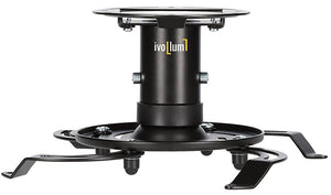 ivolum universal projector ceiling mount PDH130 - Black
