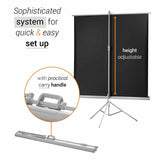 celexon projector screen Tripod Economy - White Edition